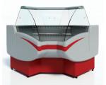 Холодильная витрина Gamma-2 IC 90 (угол внутр) Cryspi