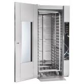 Шкаф расстоечный тепловой ШРТ-18 Abat (черный дизайн)