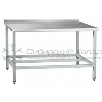 Стол производственный пристенный СПРП-6-5 Abat