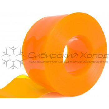 Завеса полосовая антимоскитная (желтая) 2x200мм