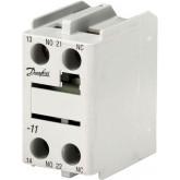 Блок дополнительных контактов CBD 11 Danfoss 037H3064
