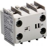 Блок дополнительных контактов CBN 11 Danfoss 037H3514