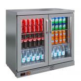 Барный холодильный стол/шкаф TD102-G