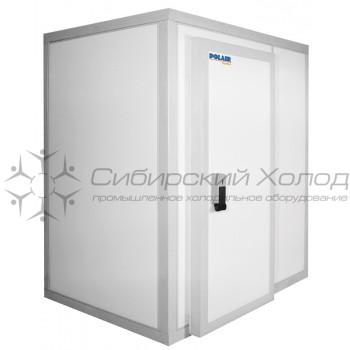 Холодильная камера Polair КХН-52,16 (4400х5600х2500) 100 мм