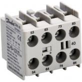 Блок дополнительных контактов CBN-40 Danfoss 037H3511
