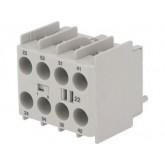 Блок дополнительных контактов CBN 22 Danfoss 037H3515