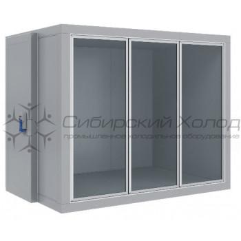 Холодильная камера Polair КХН-8,29 СФ 1640 (2860x1360x2720) 80мм
